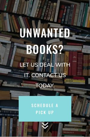 FREE BOOK PICKUP AND REMOVAL for Sale in Prince George, VA