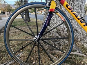 Giant Road bikes one 44 cm. One 55.5 cm for Sale in San Bernardino, CA