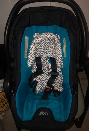 Urbini Infant Car Seat and Stroller for Sale in Riverside, CA