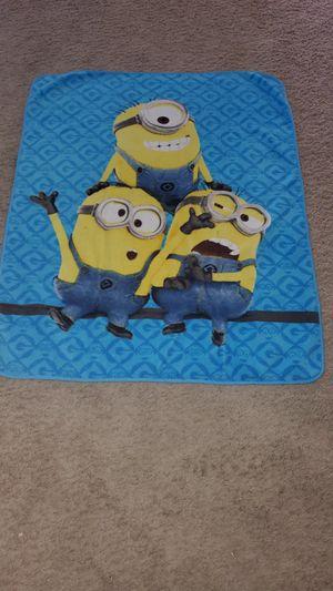 Minion Blanket for Sale in Winchester, CA