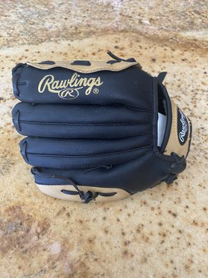 Rawlings Baseball Glove kids size for Sale in Lemont, IL