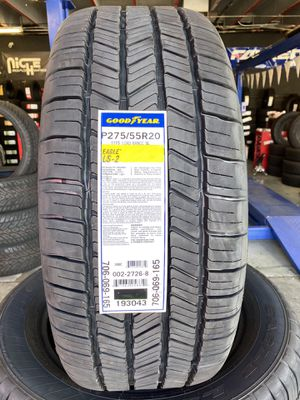 New Goodyear 275/55r20 for Sale in Fontana, CA