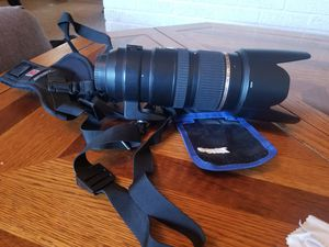 Tamron 70-200 f2.8 w/VC for Sale in Arlington, TX