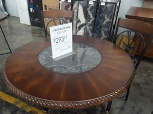 Ashley table and 4 chairs for Sale in Sacramento, CA