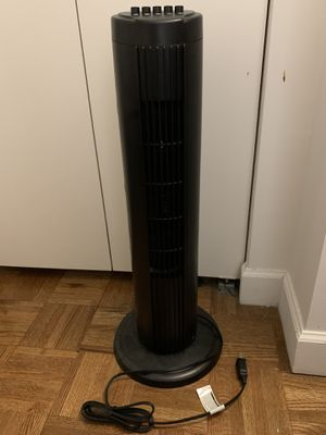 Oscillating Tower Fan / Domine Ventilador for Sale in New York, NY
