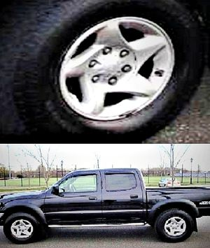 ֆ14OO O4 TOYOTA TACOMA 4WD for Sale in Richmond, VA