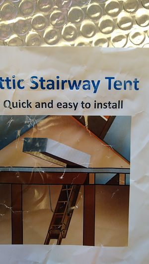 Attic stairway tent for Sale in Riverside, CA