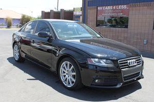 2011 Audi A4 2.0T Premium for Sale in Las Vegas, NV