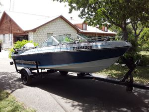 Boat and trailer for Sale in San Antonio, TX