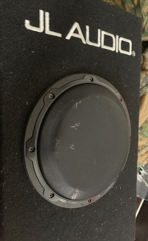 JL audio w3 subwoofer for Sale in San Diego, CA