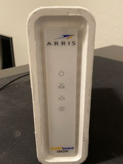 Arris SB8200 3.1 Modem for Sale in Fresno,  CA