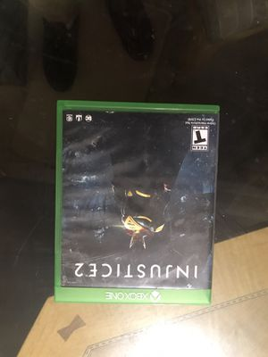 Injustice 2 for Sale in Temple Hills, MD