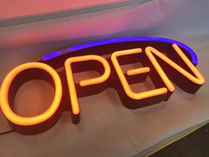LED Open Sign for Sale in Riverside, CA