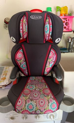 Graco booster car seat. Âge 3 + for Sale in Mountain View, CA