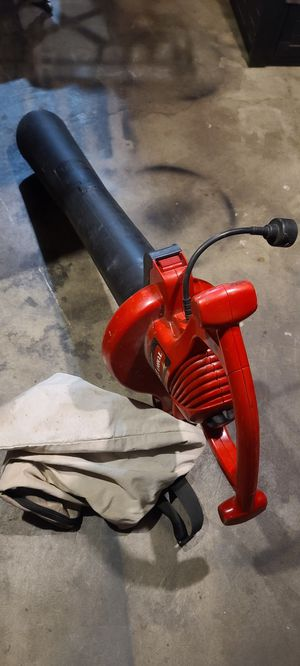 Sopladora electrica en buenas condiciones for Sale in Chicago, IL