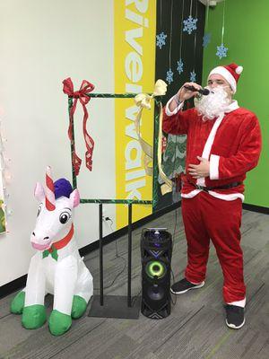 Karaoke with Santa for Sale in South Charleston, WV