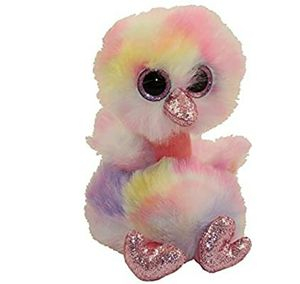 TY Beanie Boos - AVERY the Pink Ostrich (Glitter Eyes) for Sale in South Jordan, UT