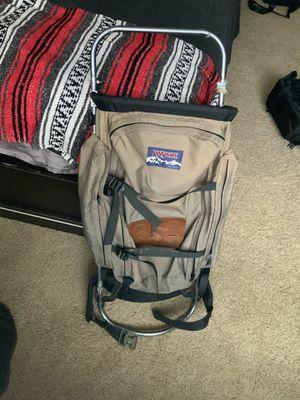 Jansport Hiking Backpack - Vintage - external frame for Sale in Salem, OR
