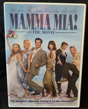 Mama Mia DVD for Sale in Lexington, SC