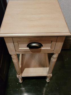 Wood Nightstand for Sale in Hoboken,  NJ