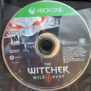 Xbox One Witcher for Sale in Fountain, CO