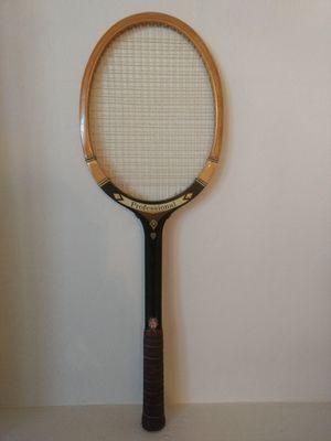 Vintage wood tennis racket for Sale in Phoenix, AZ