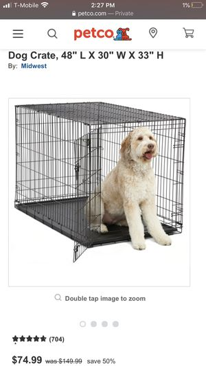 Petco Dog Crate for Sale in Gastonia, NC