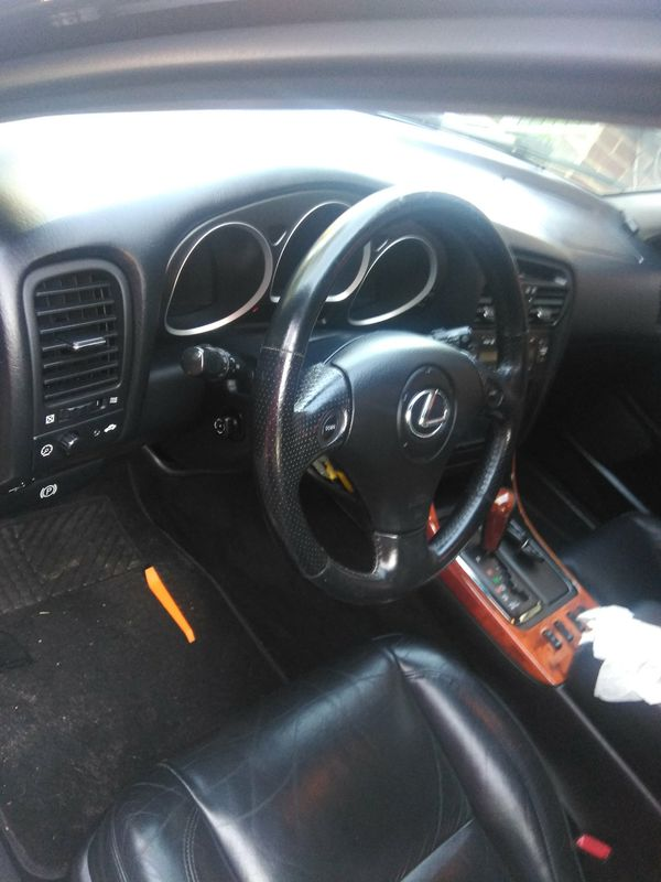 Lexus gs300 steering wheel