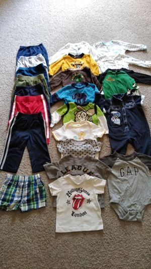 22 Beautiful PC Baby Boy's Clothes ( excellent condition ) price for all for Sale in Frederick, MD