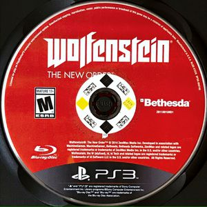 Wolfenstein: The New Order PS3 Video Game for Sale in Pahrump, NV