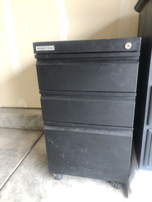 Filing cabinet (no key) for Sale in Colorado Springs, CO
