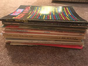 Assorted Piano Sheet Music for Sale in Newtown Square, PA