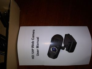 HD desktop Web camera with microphone for Sale in Spartanburg, SC