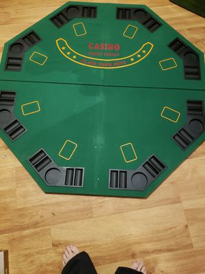 Portable Card/Poker table for Sale in Paso Robles, CA