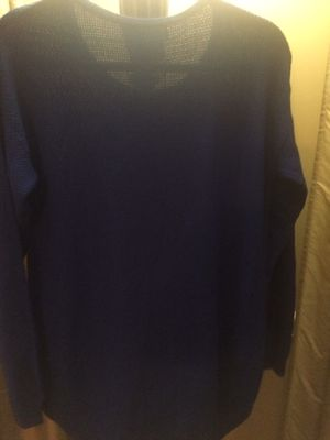 "NWT, NORDSTROM ""M"" TUNIC WOMEN, $12. ..was $38 for Sale in Chalfont, PA"