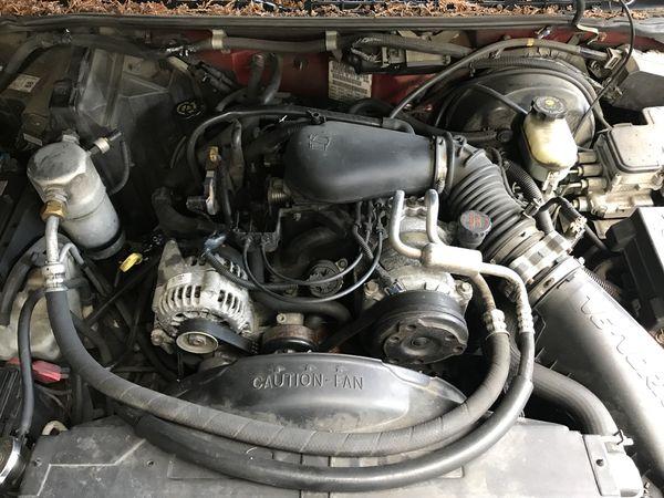 Chevy Blazer 97'