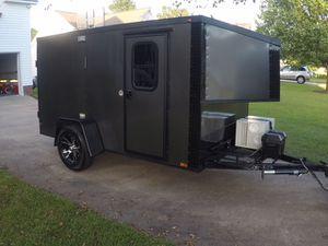 2018 teardrop inspired toy hauler camper for Sale in Winterville, NC