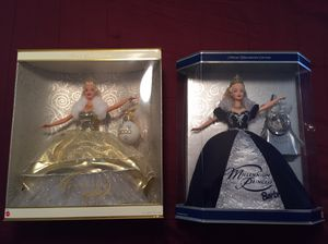 Brand New 2000 Holiday Barbie And Millennium Barbie for Sale in Laurel, DE