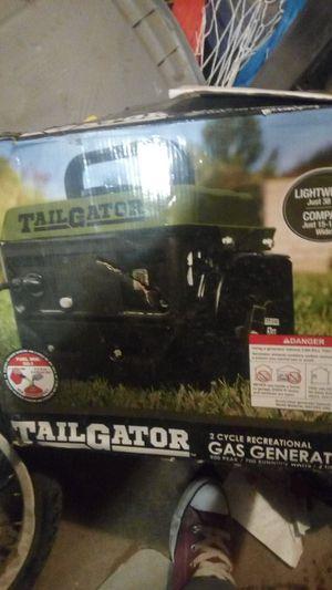 Talegater 2 cycle generator for Sale in Phoenix, AZ