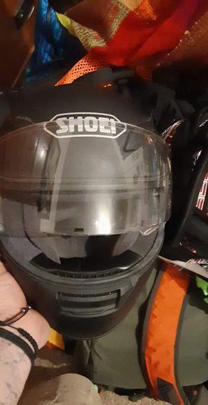 Shoei MEDIUM size motorcycle helmet for Sale in Roanoke, VA