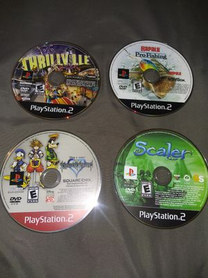 Playstation 2 video games for Sale in Phoenix, AZ