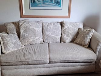Couch & Recliner for Sale in Ruskin,  FL