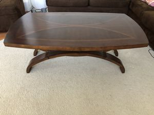 Wooden Coffee Table for Sale in Gaithersburg, MD