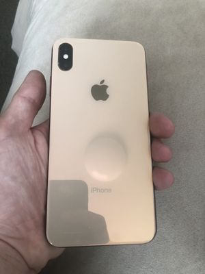 Apple iPhone XS Max for parts prefect screen for Sale in Kent, WA