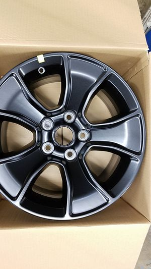 Set of 5 Jeep Wrangler & Grand Cherokee Wheel 17x8.5 5x5 Bolt Pattern for Sale in West Islip, NY