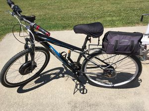 """Electric Bicycle, 29"""" for Sale in Otisville, MI"""