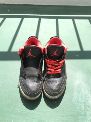Jordan retro 3 'crimson' for Sale in Miami, FL