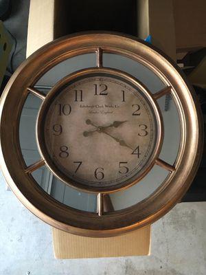 Antique huge old school clock for Sale in Antioch, CA
