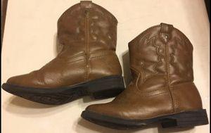 Boys Size 1 Cowboy Boots for Sale in Tucson, AZ