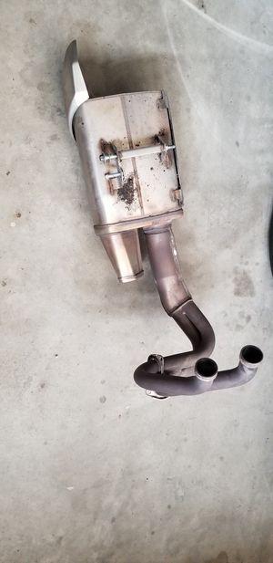 2013 Kawasaki Ninja 650 Exhaust for Sale in Turlock, CA